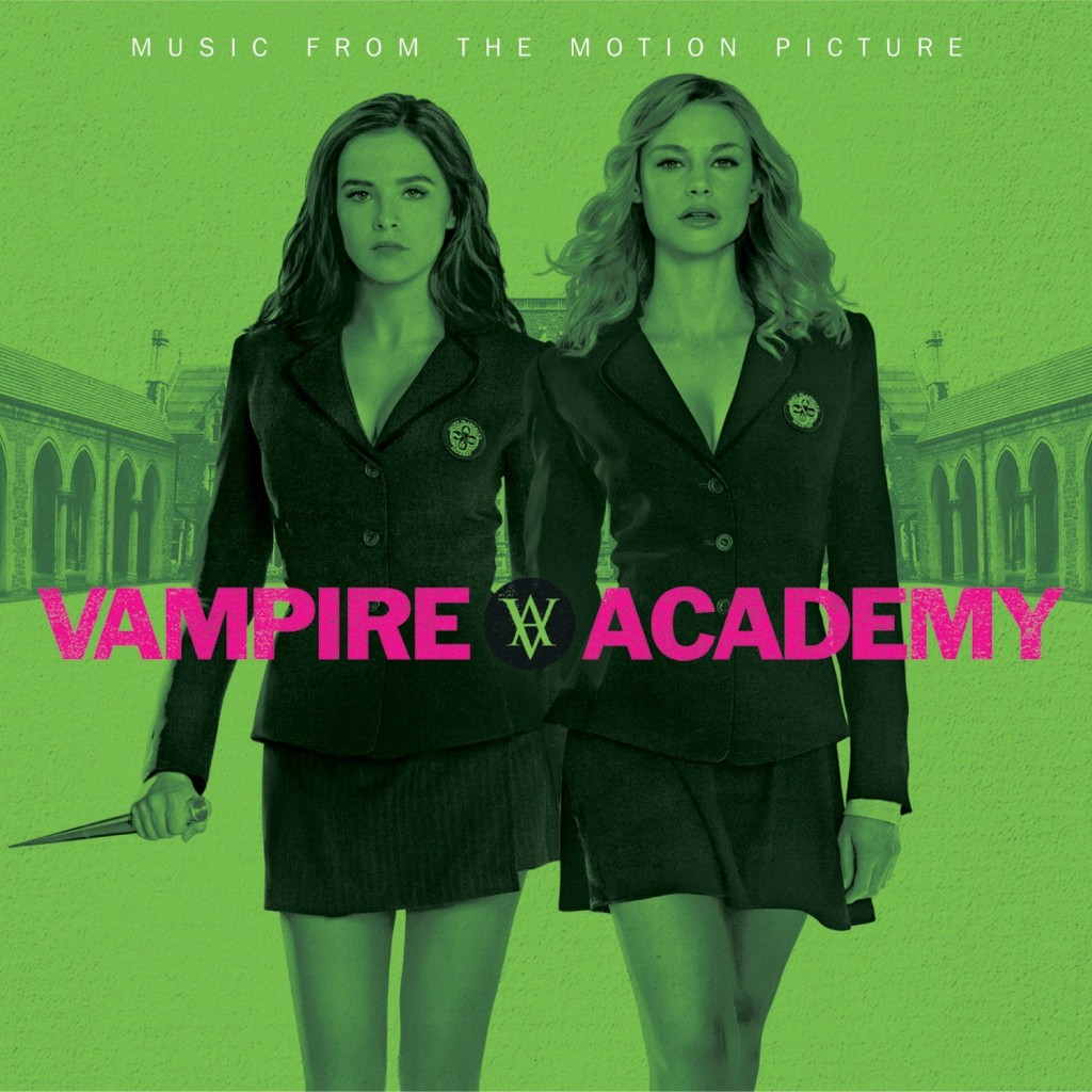 """Rats"" by Rainy Milo is featured on the Vampire Academy soundtrack"