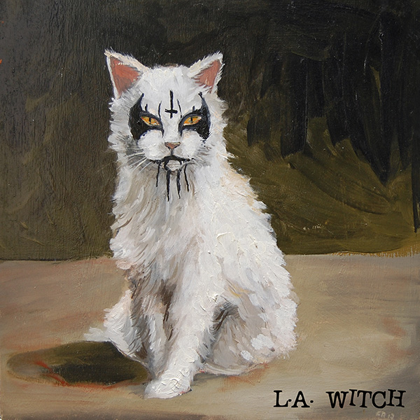 LA WITCH EP COVER_small